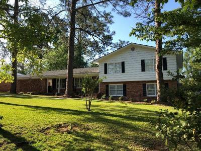 Valdosta Single Family Home For Sale: 2405 Winding Way