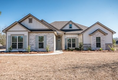 Valdosta Single Family Home For Sale: 3521 Knights Mill Dr.