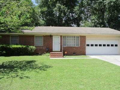 Valdosta Single Family Home For Sale: 1502 Fresno