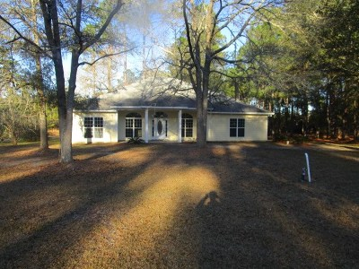 Adel Single Family Home For Sale: 381 Lonnie Grimsley