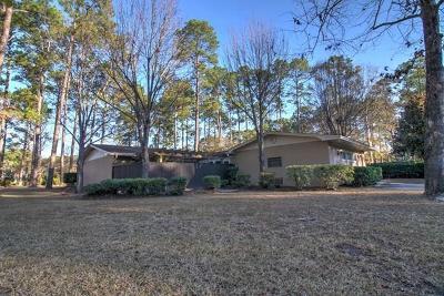 Valdosta Single Family Home For Sale: 2201 Azalea Drive