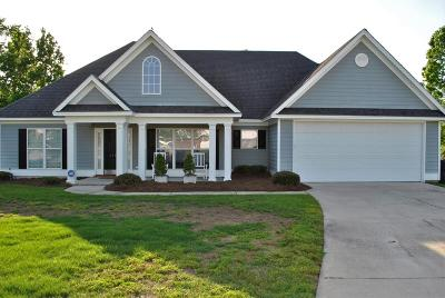 Valdosta GA Single Family Home For Sale: $164,900