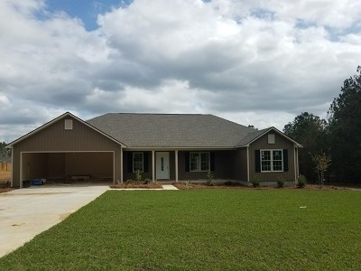 Berrien County, Brooks County, Cook County, Lowndes County Single Family Home For Sale: 6850 Troupville Rd