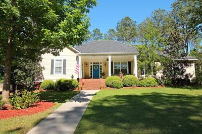 Valdosta Single Family Home For Sale: 5023 Falling Springs Road
