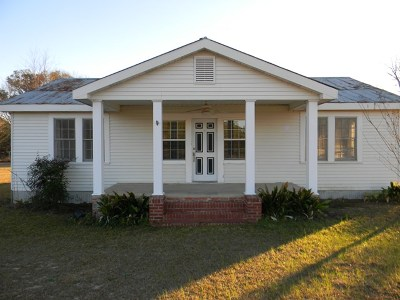 Single Family Home For Sale: 15956 Valdosta Highway 133