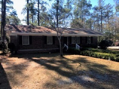 Valdosta Single Family Home For Sale: 1501 Leone Avenue
