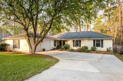 Single Family Home For Sale: 2301 S Sherwood