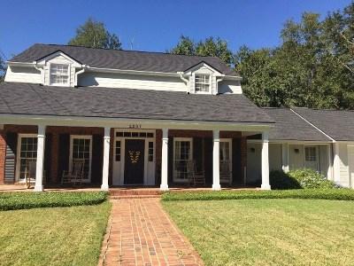 Valdosta Single Family Home For Sale: 1207 Hillendale