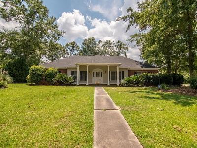 Valdosta Single Family Home For Sale: 3700 Cambridge Dr