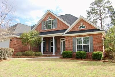 Valdosta Single Family Home For Sale: 3410 Burkardt