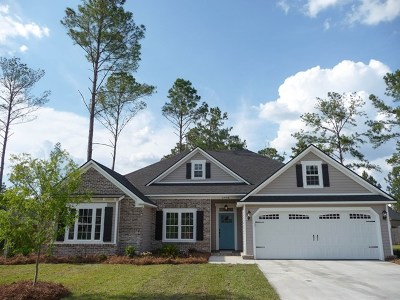 Valdosta Single Family Home For Sale: 3438 Farmers Way