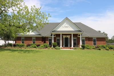 Berrien County, Brooks County, Cook County, Lanier County, Lowndes County Single Family Home For Sale: 3895 Orchard Way