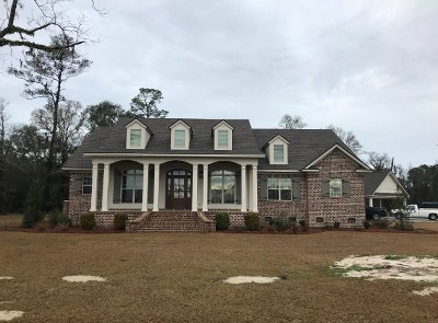 Lakeland Single Family Home For Sale: 25 Unity Church Road