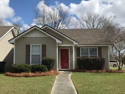 Valdosta Single Family Home For Sale: 3013 Amy Circle
