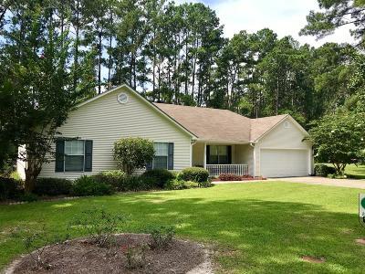 Nashville Single Family Home For Sale: 602 Cherry Dr