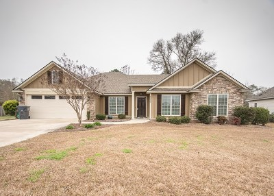 Hahira Single Family Home For Sale: 5217 Abbott Circle
