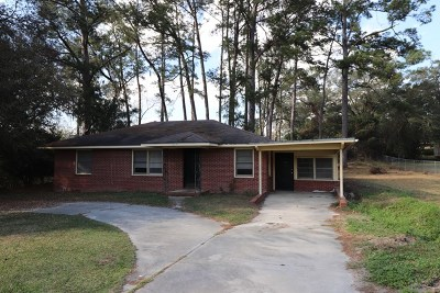 Berrien County, Brooks County, Cook County, Lanier County, Lowndes County Single Family Home For Sale: 1310 W Alden