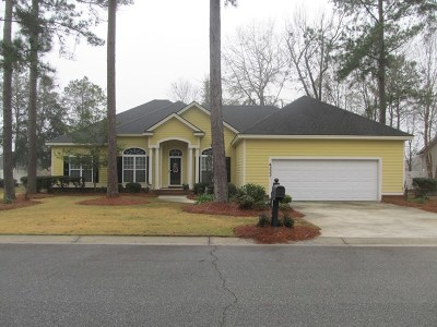 Valdosta Single Family Home For Sale: 4333 Mossy Creek Rd.