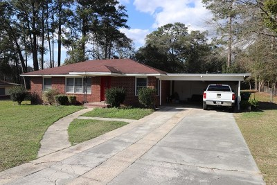 Berrien County, Brooks County, Cook County, Lanier County, Lowndes County Single Family Home For Sale: 1308 W Alden