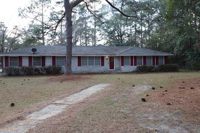 Valdosta Single Family Home For Sale: 2106 Jerry Jones Dr.