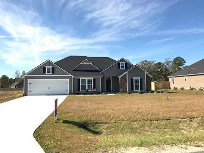 Berrien County, Brooks County, Cook County, Lanier County, Lowndes County Single Family Home For Sale: 28 Barrett Lane