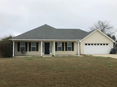 Valdosta Single Family Home For Sale: 3908 Conway Circle