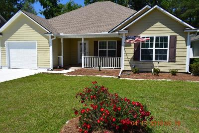 Valdosta Single Family Home For Sale: 4284 Deer Crest