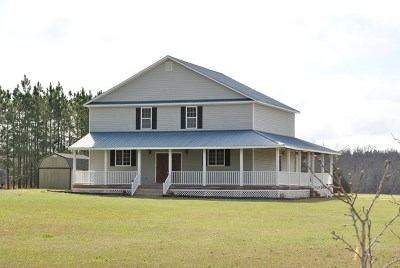 Hahira Single Family Home For Sale: 5015 Coppage Road