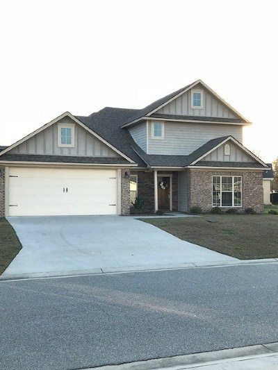Hahira Single Family Home For Sale: 201 Bobwhite Trail