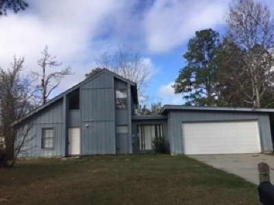 Valdosta Single Family Home For Sale: 3004 Tyndall Drive