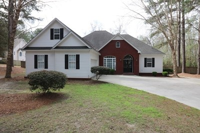 Valdosta Single Family Home For Sale: 4724 Misty Valley Circle