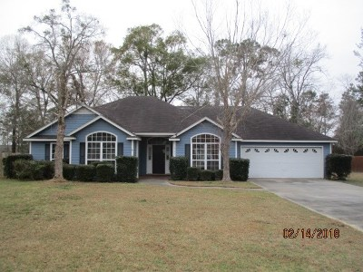Valdosta Single Family Home For Sale: 2940 Findley Chase