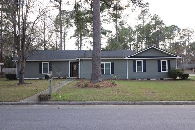 Valdosta Single Family Home For Sale: 2402 Lowndes Drive