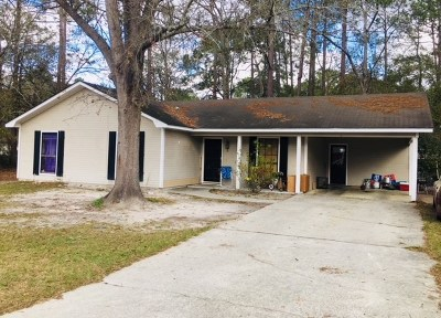 Valdosta Single Family Home For Sale: 8 Macon Place
