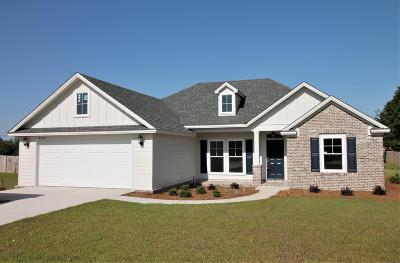 Valdosta Single Family Home For Sale: 3348 Nottinghill Ln