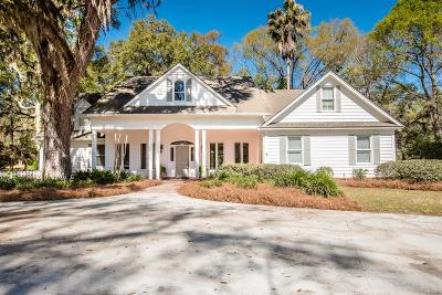 Valdosta Single Family Home For Sale: 4552 Tillman Bluff Road