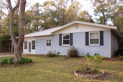 Valdosta Single Family Home For Sale: 1020 Cherokee St