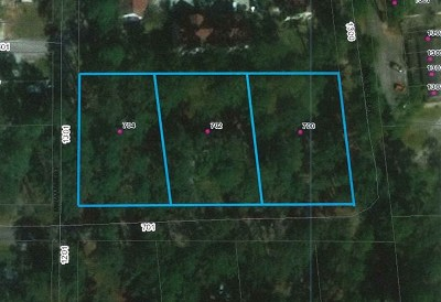 Commercial Lots & Land For Sale: 700, 702, Baytree Drive
