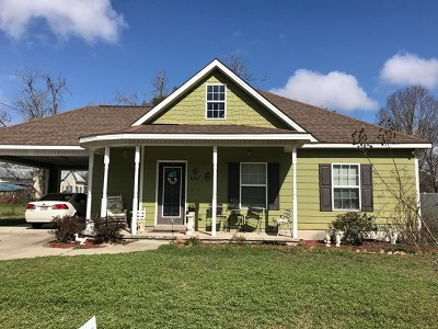Berrien County, Brooks County, Cook County, Lanier County, Lowndes County Single Family Home For Sale: 8267 Main St