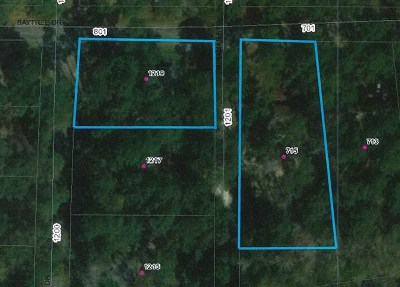 Commercial Lots & Land For Sale: 715, 1219 Baytree Dr & Wainwright Dr
