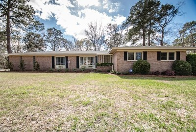 Valdosta Single Family Home For Sale: 807 Tanglewood Drive