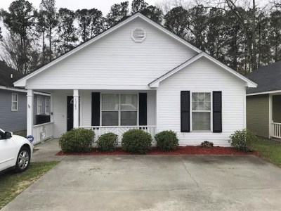 Berrien County, Brooks County, Cook County, Lanier County, Lowndes County Single Family Home For Sale: 1785 Wayland Park