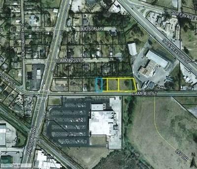 Valdosta Residential Lots & Land For Sale: 4 Lots Dampier St.