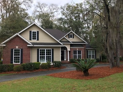 Stone Creek Single Family Home For Sale: 4413 Plantation Crest Road