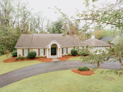 Valdosta Single Family Home For Sale: 3326 Bellemeade Drive