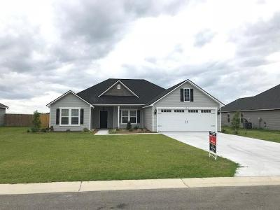 Berrien County, Brooks County, Cook County, Lanier County, Lowndes County Single Family Home For Sale: 3912 Crusader Court