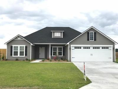 Berrien County, Brooks County, Cook County, Lanier County, Lowndes County Single Family Home For Sale: 3920 Crusader Court