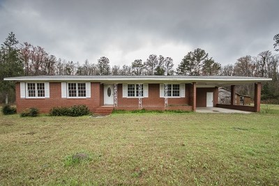 Lakeland Single Family Home For Sale: 555 W Hwy 122