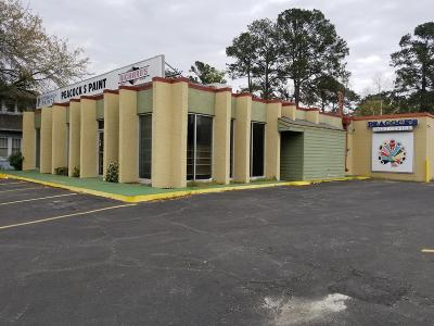 Lowndes County Commercial For Sale: 1201 N Ashley Street