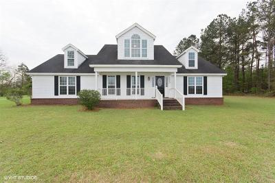 Lowndes County Single Family Home For Sale: 4440 McMullen Dr.